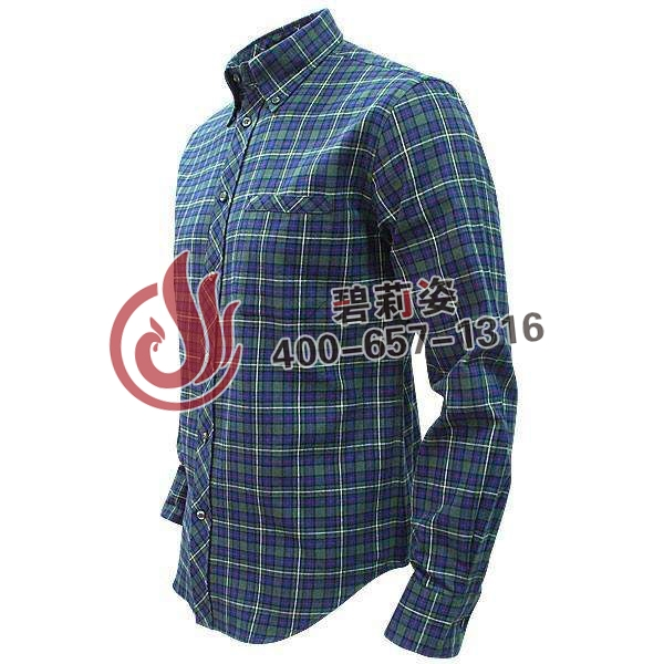衬衫加工厂定制衬衫